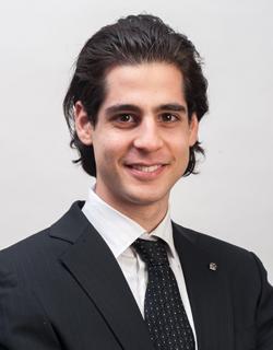 Abraham Abitbol, président du CCQ Cité-Jardins.