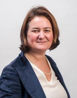 Béatrice de Lavalette, présidente du CCQ République.