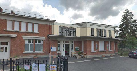 Vue projetée de l'agrandissement de la maison de quartier des Sorbiers.
