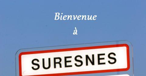 Bienvenue à Suresnes.