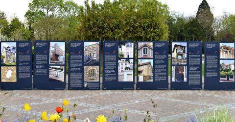 Exposition Architectures remarquées