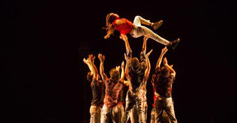 Spectacle Danser casa, Suresnes cités danse 2019