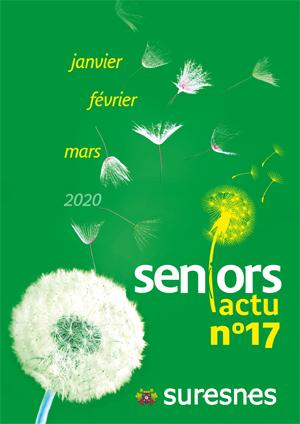 Seniors actu - de janvier à mars 2020