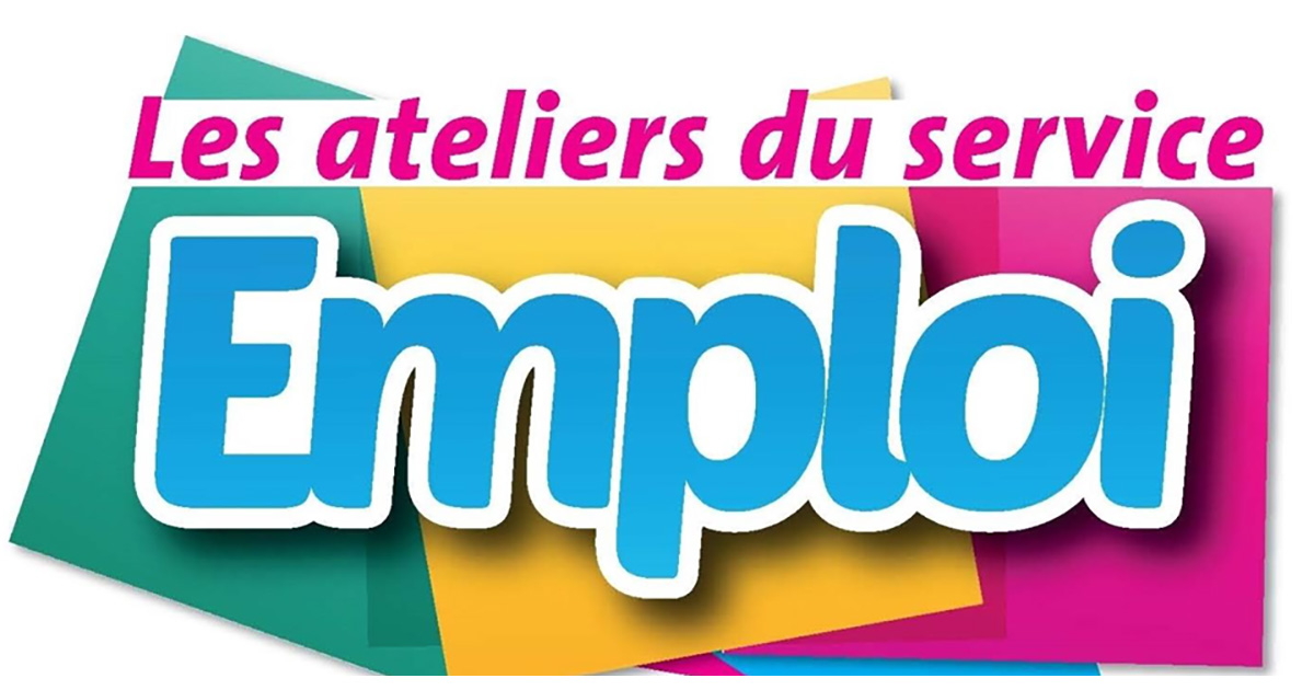 Logo des ateliers emploi.