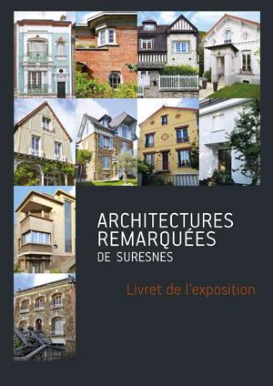 Couverture du livret Architectures remarquées