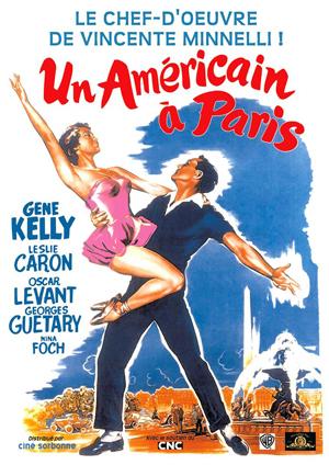 Un Américain à Paris