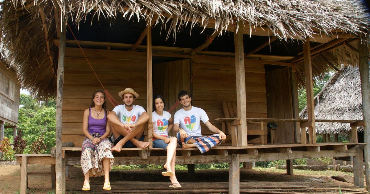 Mariane Behar, 2017, projet Grandir Panama