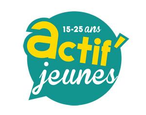 Logo actif'jeunes