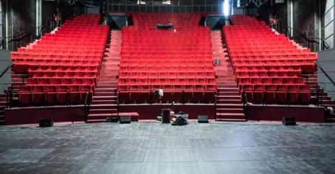 Vidéo de la réouverture du Théâtre de Suresnes Jean Vilar